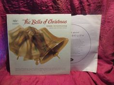 Amazing The Bells Of Christmas EDDIE Dunstedter Vinyl Record Old Vinyl Records, Capitol Records, Songs, Amazing, Christmas, Etsy, Xmas, Old Records, Weihnachten