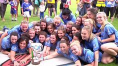 Lacken Ladies LGFA overcome a tough challenge from Lurgan to win the Senior Championship Title in Kingspan Breffni Park on Sunday 13th July 2014