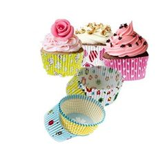 Mixed Colorful Paper Cake Cup Liners Baking Cupcake Muffin What does include Enjoyable shopping at cheapest prices Best quality goods support & easy communication 1 day products dispatch from warehouse Fast & reliable shipment business. Cheap Birthday Gifts, Online Birthday Gifts, Online Gifts, Cupcake Cases, Cupcake Liners, How To Make Cupcakes, Magdalena, Paper Cake, Cake Decorating Tools
