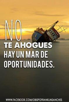 ... hay un mar de oportunidades