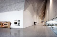 Christian Kerez Museum for Contemporary Art . Warsaw