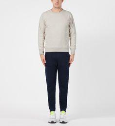 Head Porter Plus Oatmeal Basic Sweater