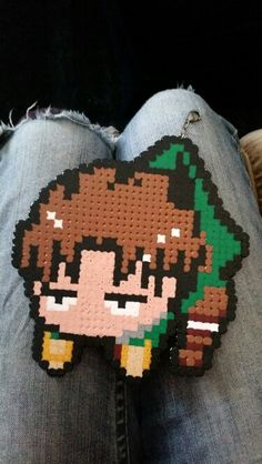 Hanging Levi from attack on titan :-)  Made this one out of a poorly taken picture I found :-)
