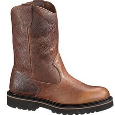 Wolverine Men's Wellington Steel Toe Work Boots W03146 #Wolverine #WorkSafety