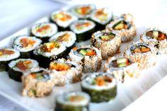Sushi Tutorial (vegetarisch)