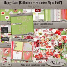 Daily Deals :: Happy Days [Collection + Exclusive free gift inside] Daily Deal