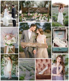 Lavender Theme Wedding - Boda Tema Lavanda - Querida Novia | Blog de Bodas, Inspiraciones, Ideas, Manualidades, DIY