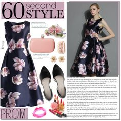 Prom by naomimjc on Polyvore featuring polyvore, moda, style, Chicwish, Alexander McQueen, Accessorize, Lipsy, Topshop and Chanel