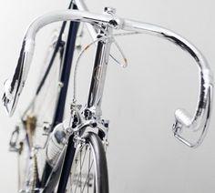 Steel Master Custom Bicycle by Cherubim