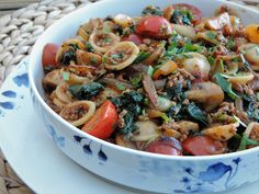 A Food, Good Food, Spatzle, Mac And Cheese, Kung Pao Chicken, Pasta Salad, Potato Salad, Pizza, Dishes
