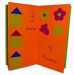 Number Craft | Preschool Math Activities | Fun Math | Hygloss Products