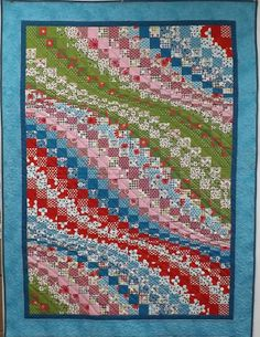 Treadle Quilts: A quilt for Kara