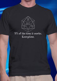 Hey, I found this really awesome Etsy listing at https://www.etsy.com/listing/235071478/dnd-inspired-t-shirt