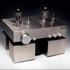The art of audio equipment.