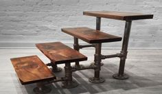 Upper West Side Artist Transforms Driftwood Into One-of-a-kind Furniture Pieces