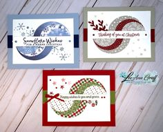 Stampin Up Christmas, Christmas Snowflakes, Handmade Christmas, Xmas Cards Handmade, Winter Cards, Holiday Cards, Christmas Cards, Stamping Up Cards, Card Making Techniques