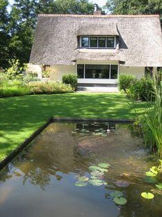 buro mien ruys - tuin & landschapsarchitekten - Tuin in Hattem