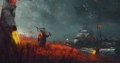 ArtStation - Missing, Ismail Inceoglu