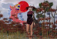 Second Life, Japan, Studio, Pictures, Blog, Art, Fashion, Photos, Art Background