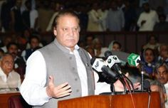 PM disqualification case: SC requests text of Nawaz's speech in Parliament |