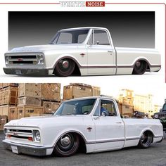 old trucks chevy 1967 Chevy Truck, Dodge Pickup Trucks, Vintage Chevy Trucks, Bagged Trucks, Lowered Trucks, Old Ford Trucks, Classic Chevy Trucks, Chevy Classic, Lifted Trucks