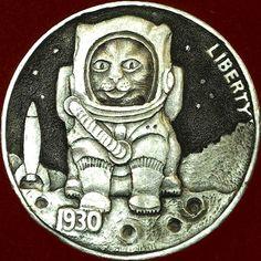 Indian Skull, Valuable Coins, Hobo Nickel, Coin Design, Coin Art, Bullion Coins, Coins For Sale, Art Carved, Half Dollar