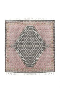 Poppy Field Rug - Industrial Accents - French Connection