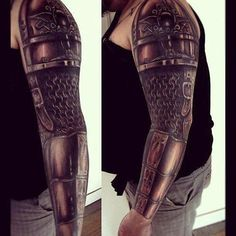 Tattoo Designs for Men Arms Iron Tattoo