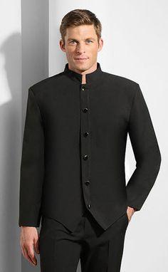 Men's Steward Jacket: SharperUniforms.com