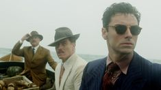 The group arrive at the island - And Then There Were None: Preview - BBC One - YouTube