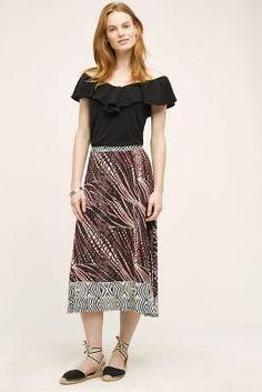Peyton Midi Skirt