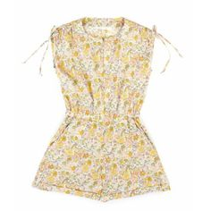 NEW IN poppy rose peony liberty overall