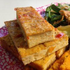 NEW Sweet and Sour Chili Tofu