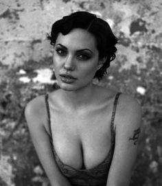 Angelina Jolie + Style Icon