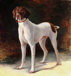 Linda Harris Reynolds's portraits Dog Portraits, Dogs, Animals, Animales, Animaux, Pet Dogs, Doggies, Animal, Animais