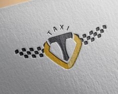 Taxi Logo design - Logo Taxi