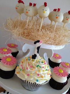 Farm Animal Party Theme