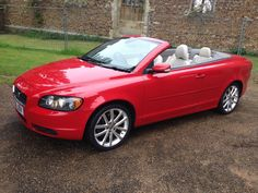 Volvo C70 Sport 2.4 Gear Tronic Convertible ONLY 77003 Miles FSH Best Colour. in Cars, Motorcycles & Vehicles, Cars, Volvo | eBay
