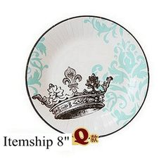 Itemship 20 PCS 6 inch / 8 inch color disposable paper plates grill pan party party paper plates (Q) by Itemship, http://www.amazon.ca/dp/B00G9TR1LM/ref=cm_sw_r_pi_dp_.6rCsb078Y3DW