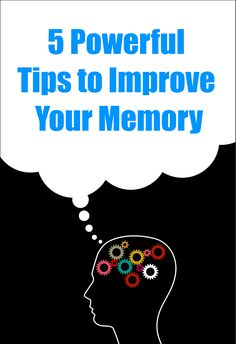 We'd like to urge you to make a change that will improve the most vital part of the body: your brain. By investing in your brain health you'll start to enjoy so many other aspects of your life. Here are five powerful tips to help improve your memory!