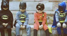 Taller de Superhéroes: crea, junto a tu hijo/a, al héroe que salvará el mundo.