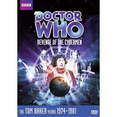 Doctor Who Revenge of the Cybermen DVD $22.98 New to DVD! Digitally remastered Doctor Who classic, Revenge of the Cybermen ! The Time Ring takes the Doctor (Tom Baker ), Sarah Jane and Harry back to Nerva, but to a period thousands of years earlier than their previous visit. The station is currently acting as a beacon, warning space traffic of a new asteroid orbiting Jupiter.