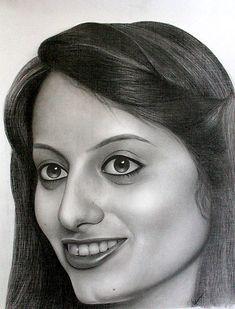 Realistic Live Portrait by Kalabhumi Arts