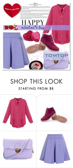 """Tomtop 15"" by nerma10 ❤ liked on Polyvore featuring Chicwish, vintage, women's clothing, women, female, woman, misses and juniors"