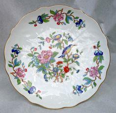 Aynsley Pembroke China ~ a favorite dish pattern <3