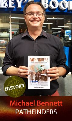 Pathfinders brings the skilled and diverse work of trackers not only to the forefront of law enforcement history but to the general shared histories of black and white Australia.  #books #aussieauthors #australianhistory #readers #authorsatabbeys #abbeysbookshop #131york #sydney