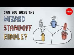 Can you solve the wizard standoff riddle? Riddles To Solve, Classroom Images, Best Kids Toys, Ted Talks, Problem Solving, Twitter Sign Up, This Or That Questions, Teaching, Canning