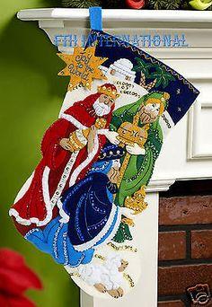 Bucilla-Three-Kings-18-034-Felt-Christmas-Stocking-Kit-86651-Wise-Men-Nativity