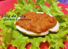 Blog da Suzy : Sardela Econômica (fácil)