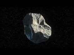 Realistic Rock-Asteroid in 6 min, Cinema 4D Tutorial - YouTube